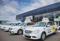 Набор водителей в Яндекс такси на Ниссан Альмеру