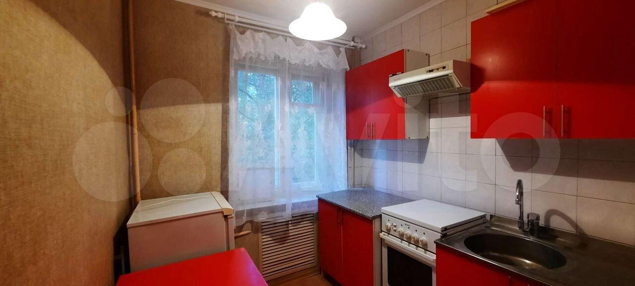 1-к квартира, 33 м², 3/5 эт.  89525330102 купить 5