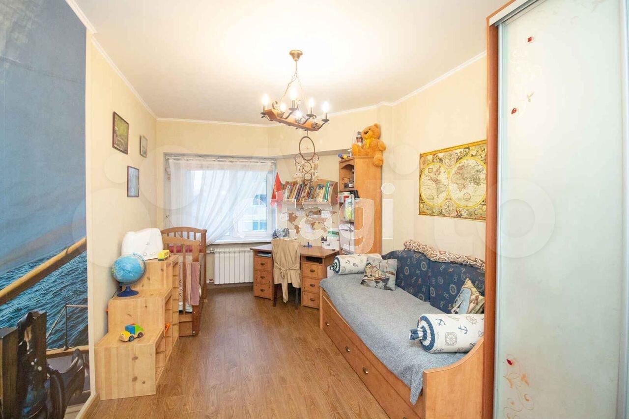 2-к квартира, 70 м², 8/20 эт.  89832204753 купить 5