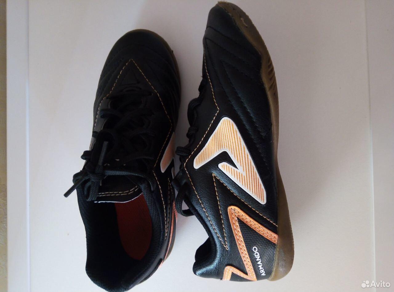 Кроссовки для занятий футболом  89961619683 купить 1