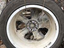 Оригинальные колёса в сборе 18 на Ford