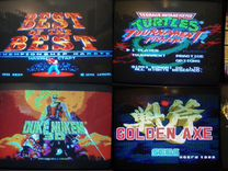 Платы картридж Sega