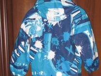 Куртка на мальчика, Lassie, 116-122 см
