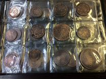 Коллекция монет 53 шт