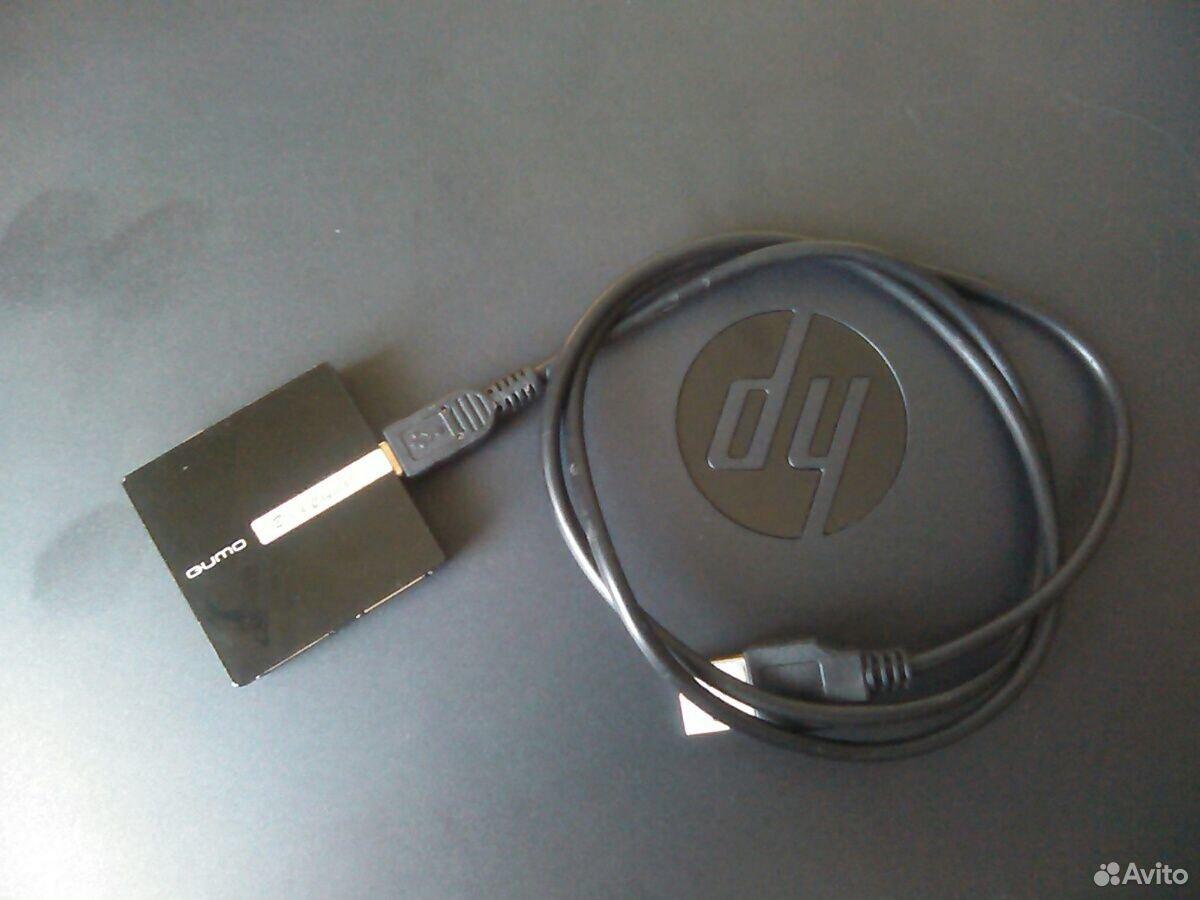 USB хаб qumo black crystal  89217309092 купить 1