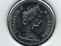 Монеты Канады,и США