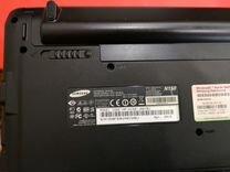 SAMSUNG N150 Нетбук блестящий в отличном состоянии