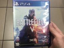Диск Battlefield 5 PS4 обмен