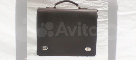 360ffbbea8b2 Мужская кожаная сумка-портфель типо-2в. Январь2017 купить в Москве на Avito  — Объявления на сайте Авито