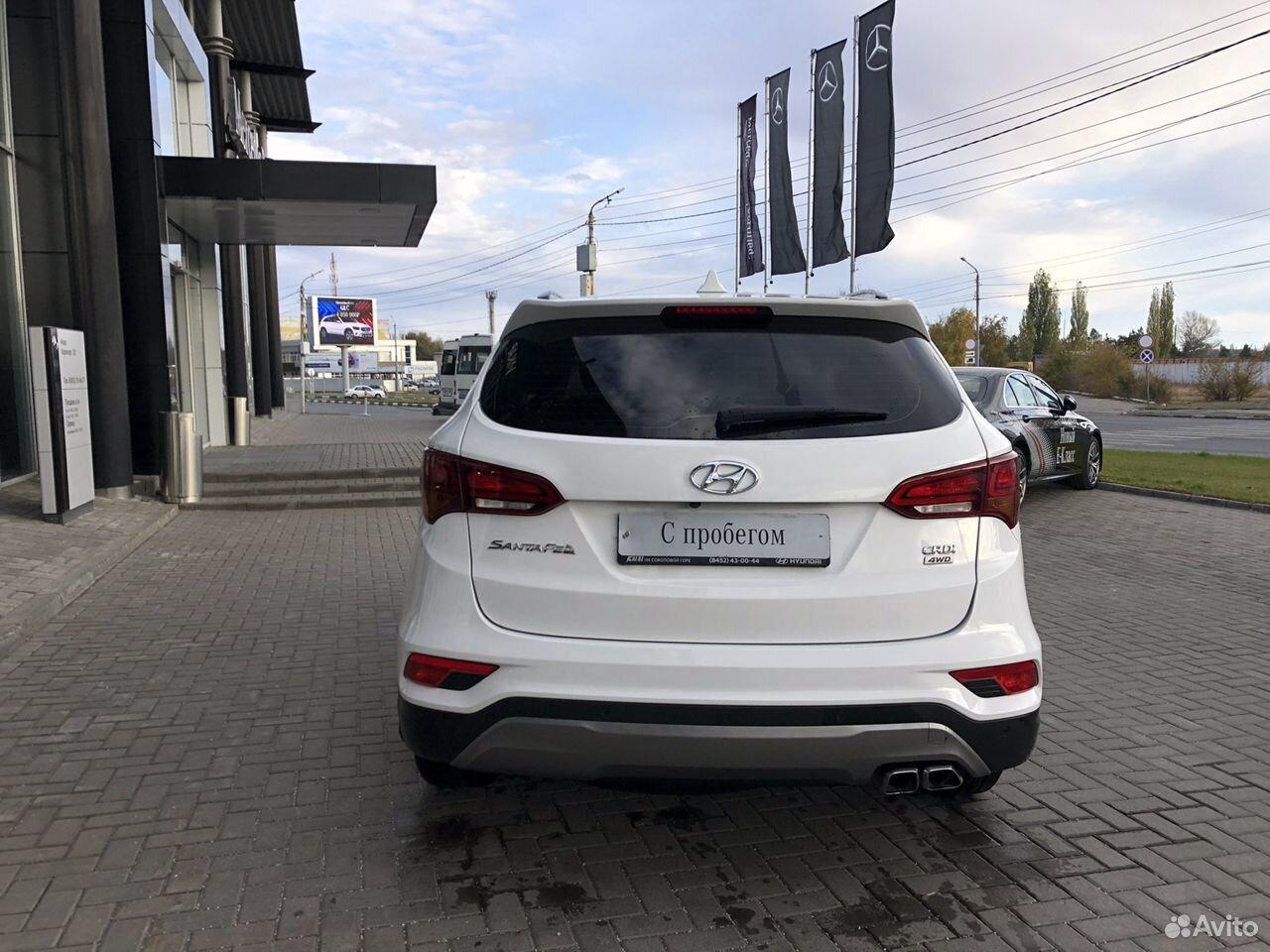 Hyundai Santa Fe, 2016  88452987968 купить 3