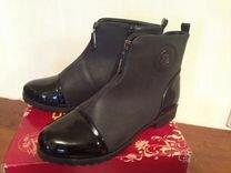 Ботиночки новые 39 раз — Одежда, обувь, аксессуары в Самаре