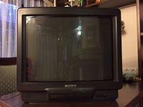 "Телевизор Sony Trinitron 21"" в идеале"