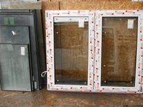 Окна пластиковые 1202х1505 мм