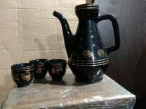 Керамический кувшин и стопки — Посуда и товары для кухни в Нижнем Новгороде
