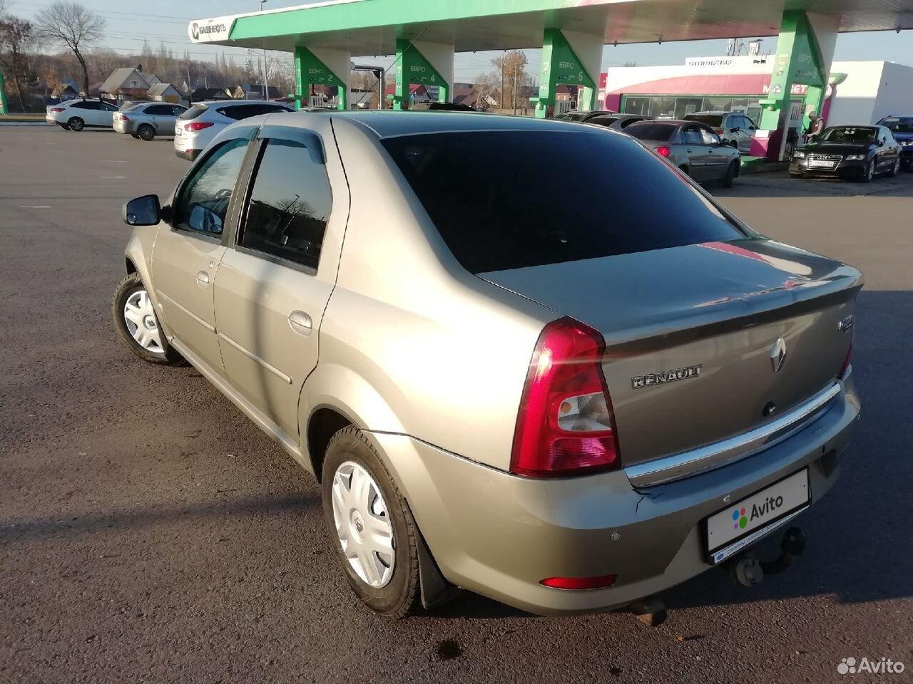 Renault Logan, 2011  89613558476 kaufen 5
