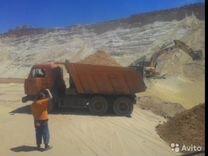 Песок,щебень, чернозем с доставкой