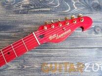 Bill Lawrence BL-3M-55G Stratocaster (демозапись)