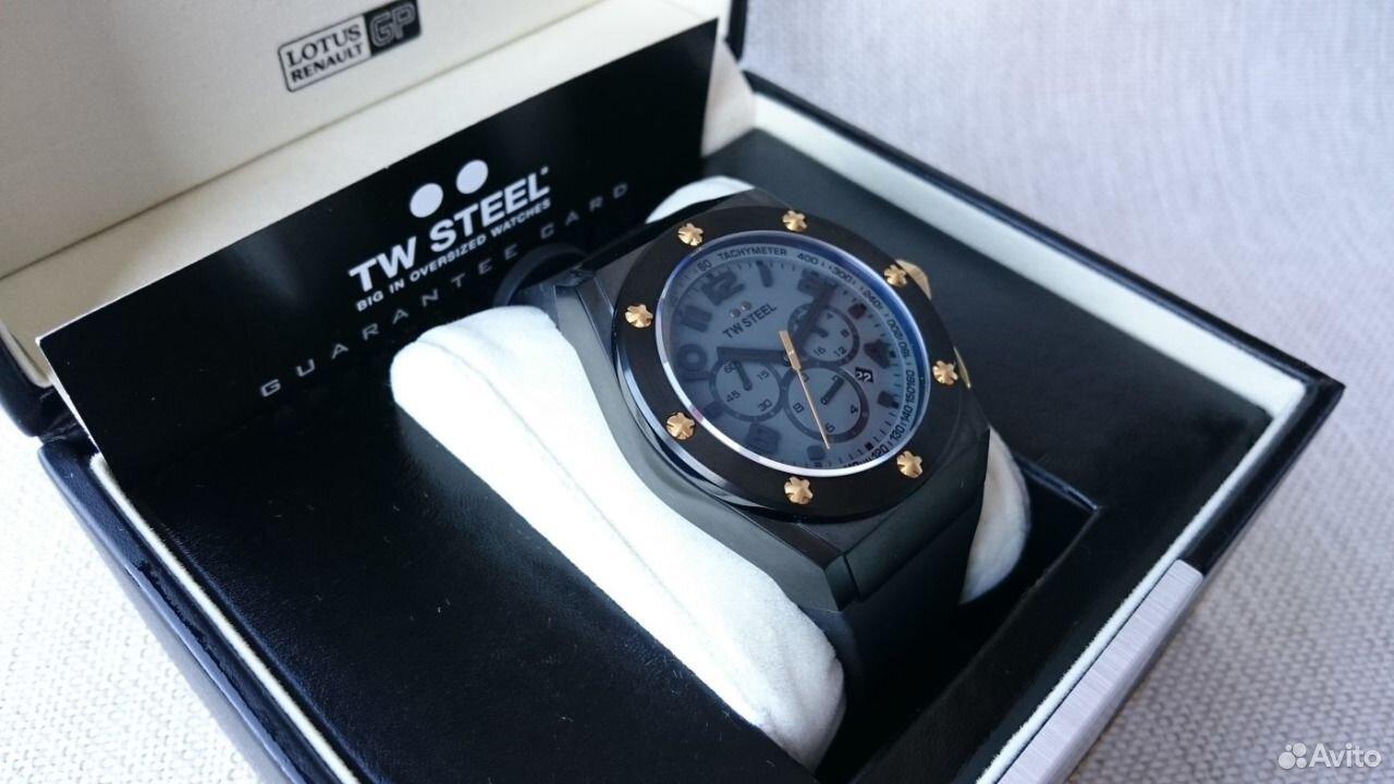 Мужские спортивные часы Хронограф TW Steel Обмен  89525003388 купить 6