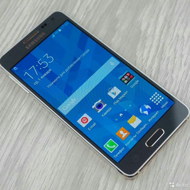 Продам samsung Galaxy А3 2015  89504440408 купить 1