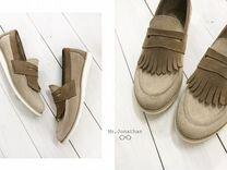 Обувь индивидуальный пошив натуральная кожа