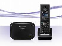 Радиотелефон и база Panasonic