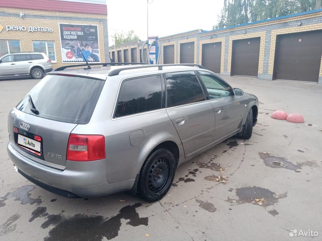 Audi A6, 2004  89027376300 купить 6