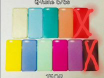 Чехлы на iPhone 6/6s и 6+/6s+ новые