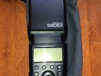 Объектив Canon Speedlite 580 EX