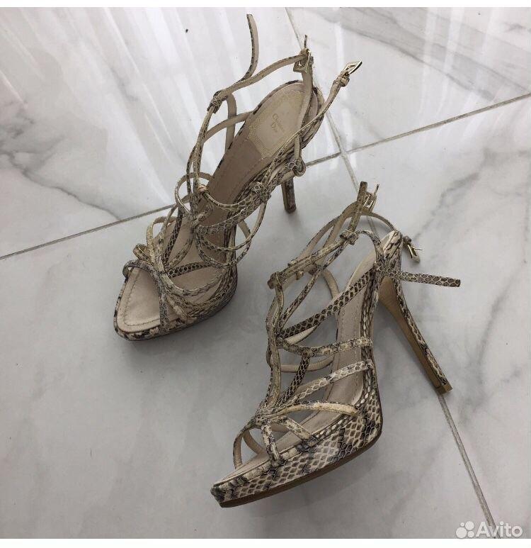 Босоножки Dior, оригинал  89283405383 купить 2