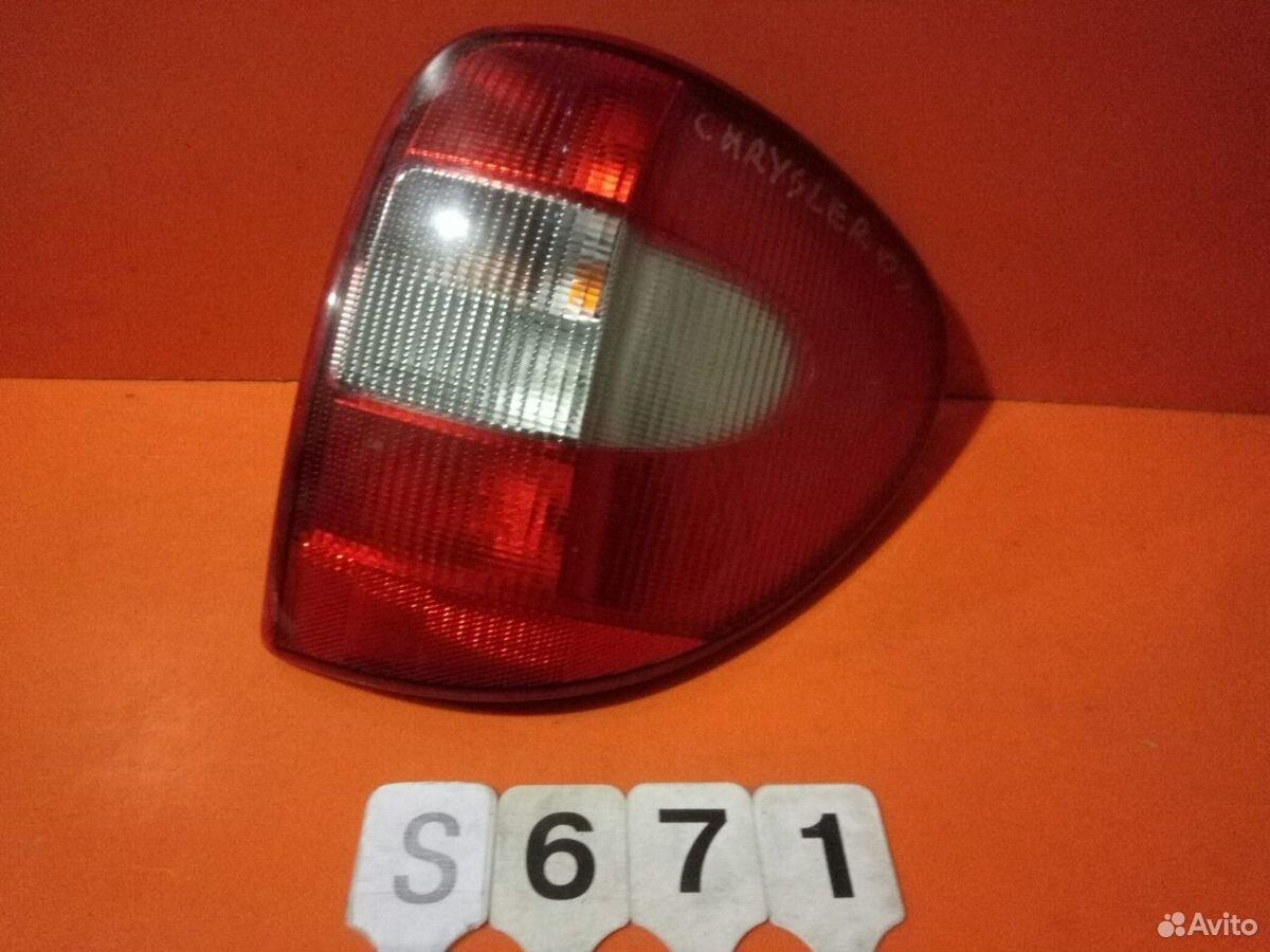 84732022776  Фонарь задний правый Chrysler Voyager RG RS 2001-2