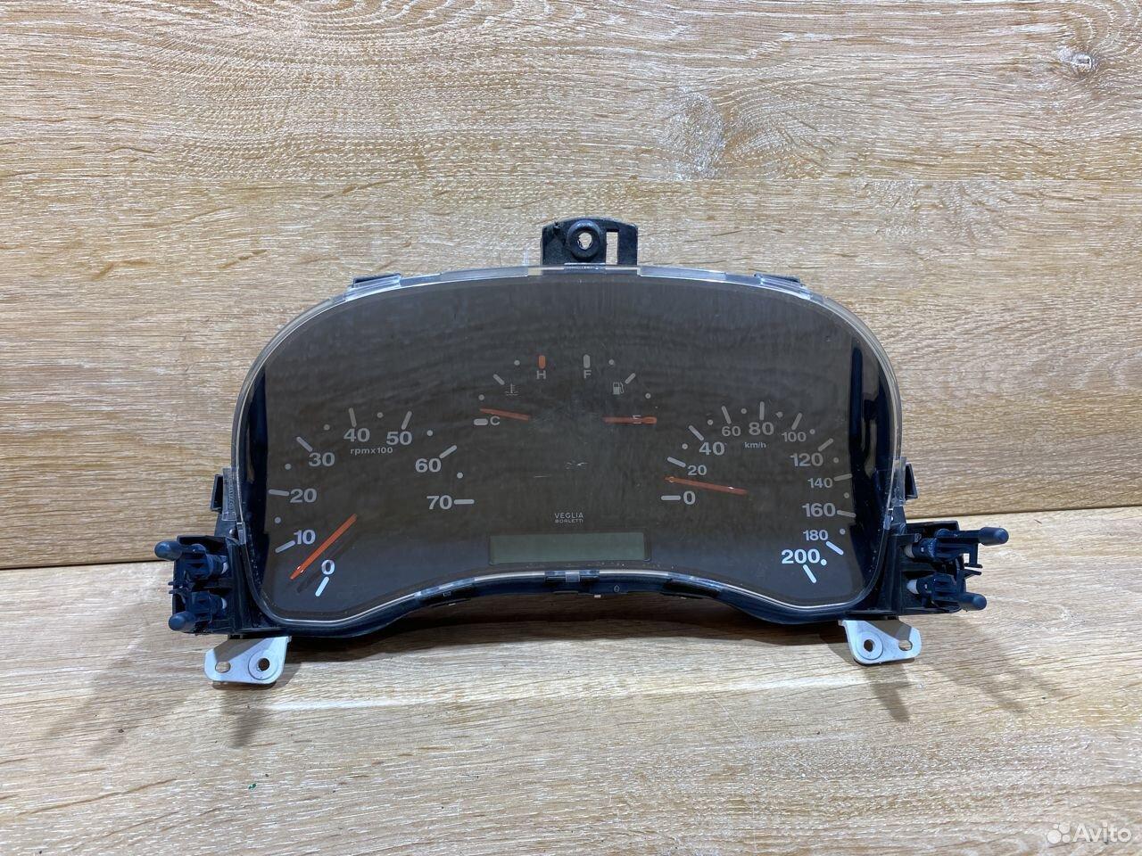 Панель приборов Fiat Doblo бензин 772097  89534684247 купить 1