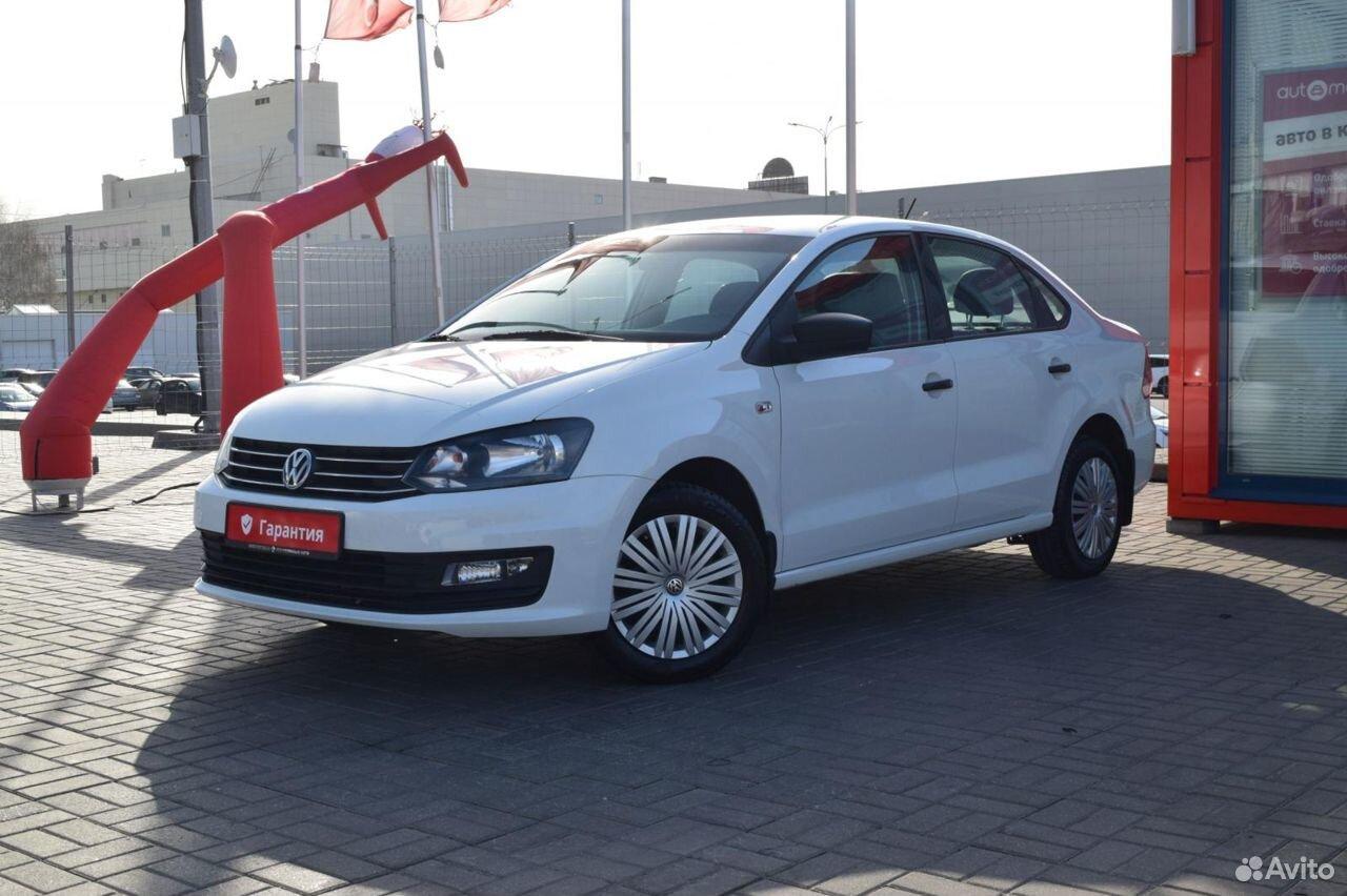 Volkswagen Polo, 2018  88633112345 купить 1