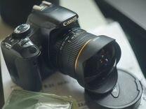 Samyang 8mm f/3.5 Fisheye Canon EF
