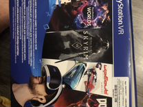 Виртуальная реальность для PS 4 второго поколения