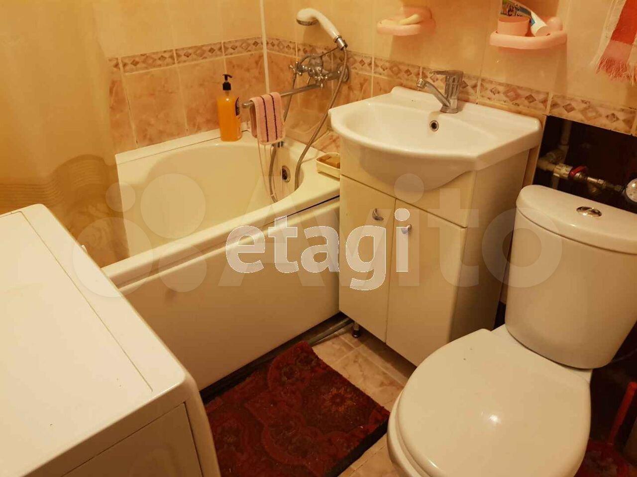 2-room apartment, 41.8 m2, 4/5 floor.