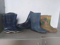 Туфли, кеды, сапожки