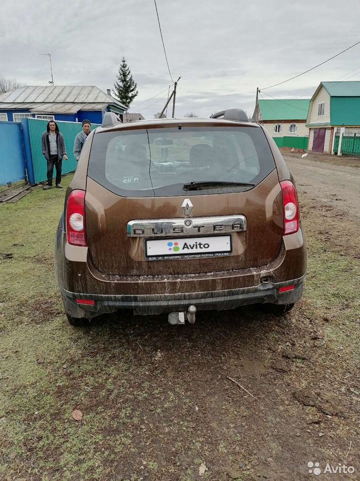 Renault Duster, 2015  89050077628 köp 3