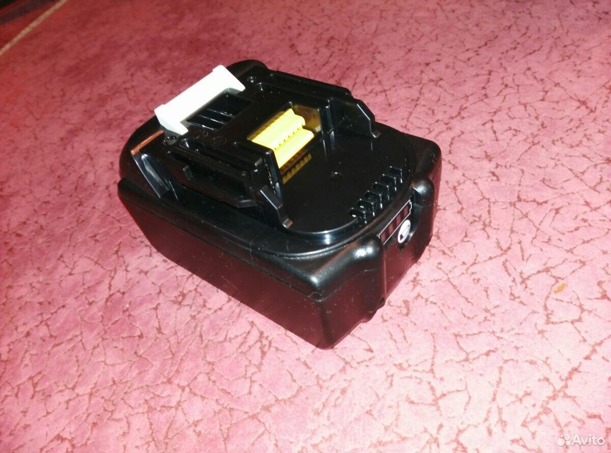 Аккумулятор для Makita 18v 4.2-6Aч  89275103030 купить 1
