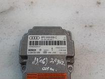 SRS Audi 8P0959655C, outlender XL 8631A076