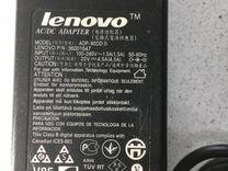 Блок питания Lenovo 20v 4,5a