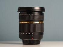 Tamron 10-24mm F/3.5-4.5 Di II Pentax