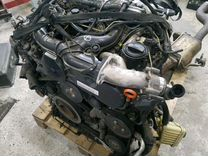Двигатель BUG 3.0 TDI Ауди Q7 2008