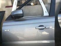 Передняя левая дверь Range rover sport 1