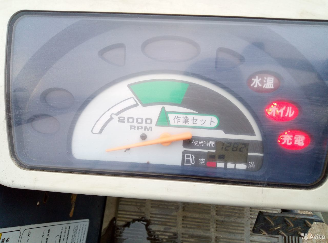 Морковоуборочный комбайн самоходный Kubota CH200F  89500511111 купить 7