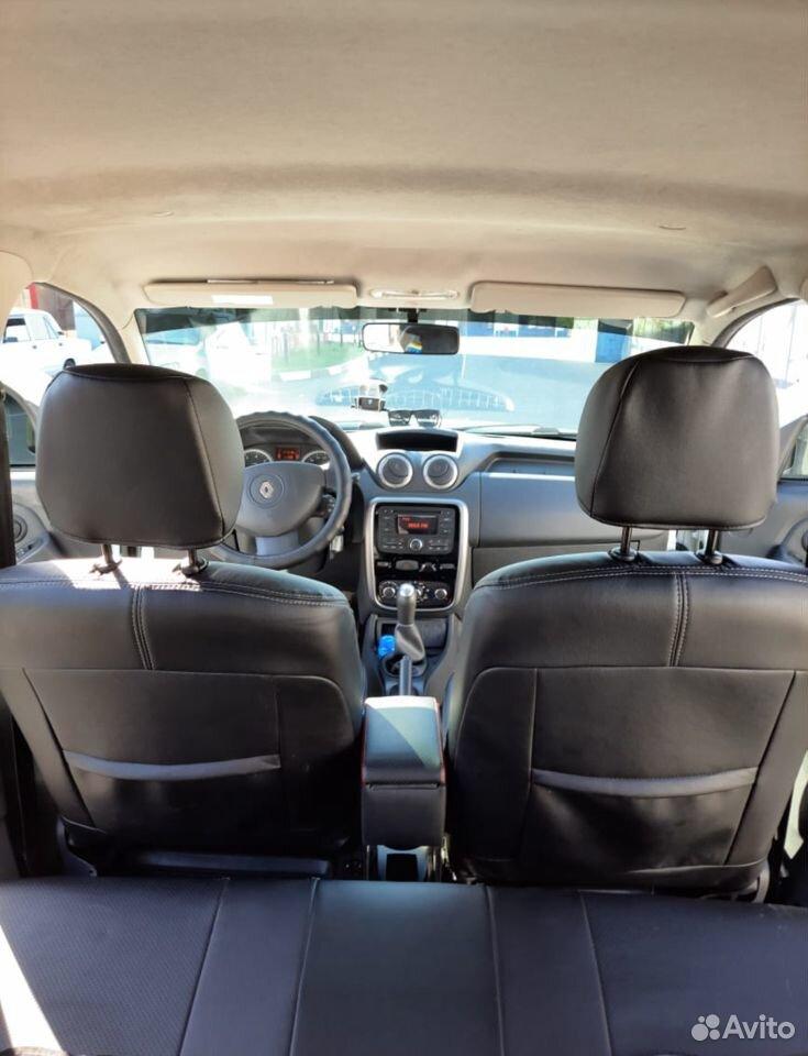 Renault Duster, 2013  89198704304 купить 7