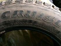 Продам шины б/у bridgestone ICE cruizer 215/60 r16