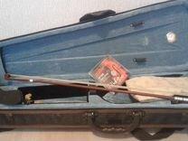Футляр для скрипки с комплектом аксессуаров