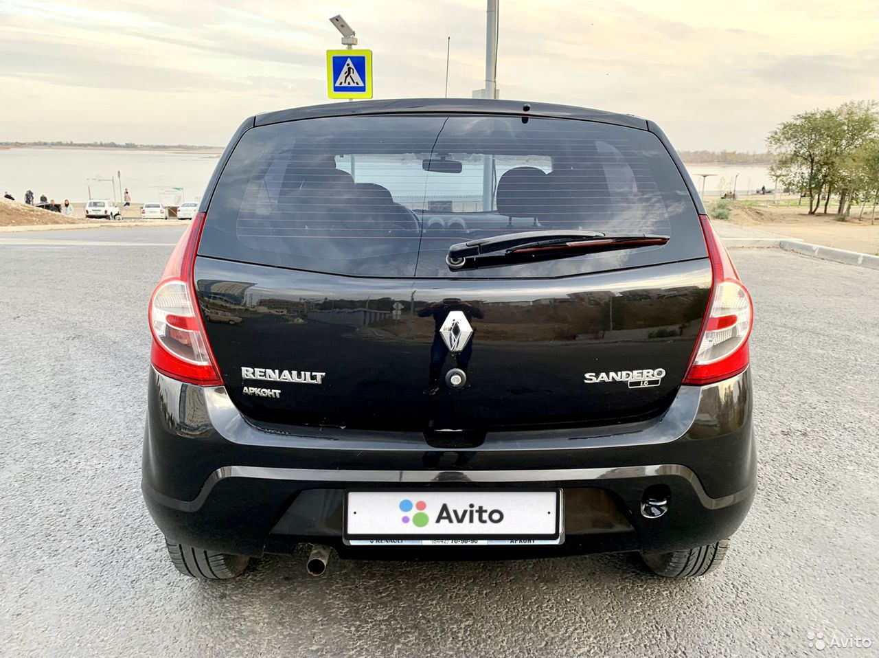 Renault Sandero, 2012  89610795153 купить 7