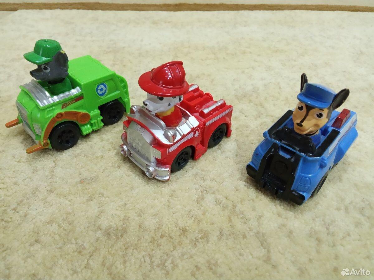 Машинки щенячий патруль  89379101220 купить 1