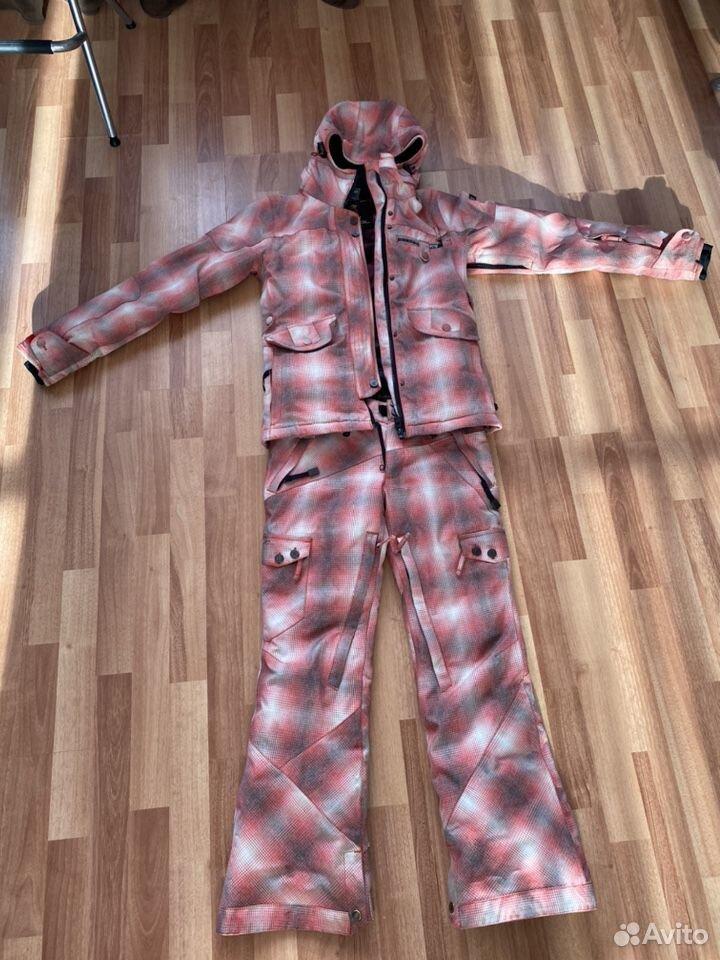 Горнолыжный костюм  89221878741 купить 1